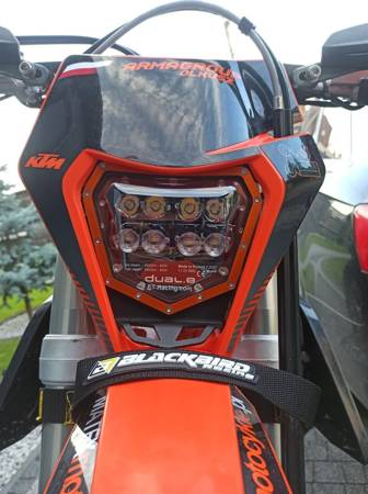 Led Lamp Dual.8 for KTM EXC(F) 2014-2022