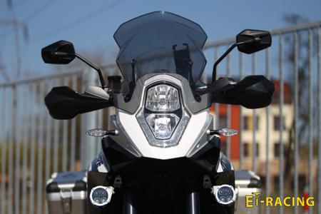 Zestaw 2x Lamp Led Dual.4 z mocowaniem do KTM 1190 / 1190 R + wiązka